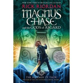The Hammer of Thor: Magnus Chase and the Gods of Asgard, Book 2 (Paperback)