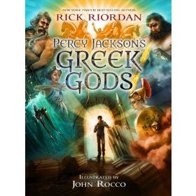 Percy Jackson's Greek Gods (Hardcover)