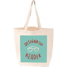 LoveLit: Designated Reader Tote Bag