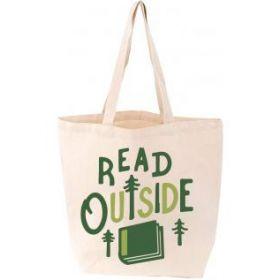 Lovelit: Read Outside Tote Bag