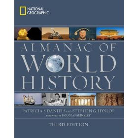 National Geographic Almanac of World History, 3rd Edition (Hardcover)
