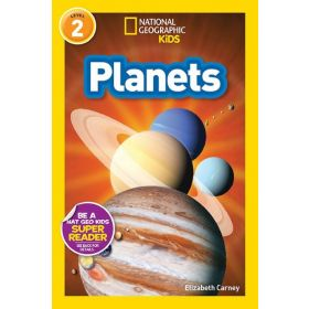 National Geographic Readers: Planets (Paperback)