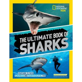 The Ultimate Book of Sharks (Hardcover)