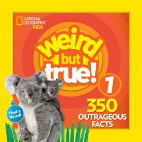 Weird But True! 1: Expanded Edition (Paperback)