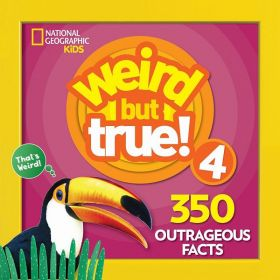 Weird But True! 4, Expanded Edition (Paperback)