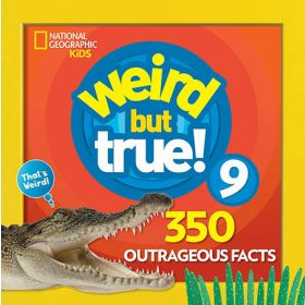 Weird But True! 9, Expanded Edition (Paperback)