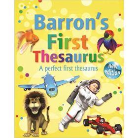 Barron's First Thesaurus: A Perfect First Thesaurus, 2nd Editon (Paperback)