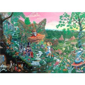 Wonderland 1000 Piece (Jigsaw Puzzle)