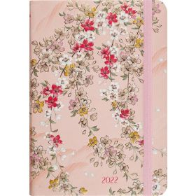2022 Cherry Blossoms Weekly Planner