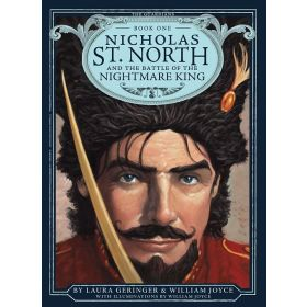 Nicholas St. North and the Battle of the Nightmare King: Guardians of the Childhood, Book 1 (Paperback)