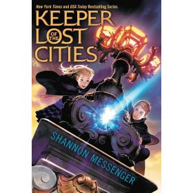 Keeper of the Lost Cities, Book 1 (Paperback)