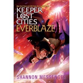 Everblaze: Keeper of the Lost Cities, Book 3 (Paperback)