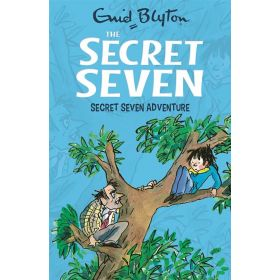 Secret Seven Adventure: The Secret Seven, Book 2 (Paperback)