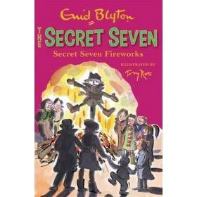Secret Seven Fireworks: The Secret Seven, Book 11 (Paperback)