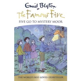 The Famous Five: Five Go To Mystery Moor, Book 13 (Paperback)