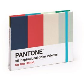 Pantone: 35 Inspirational Color Palettes for the Home (Cards)