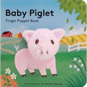 Baby Piglet: Finger Puppet Book (Board Book)
