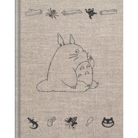 My Neighbor Totoro Sketchbook (Hardcover)