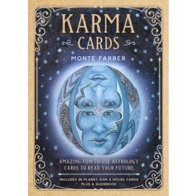 Karma Cards: Amazing Fun-To-Use Astrology Cards to Read Your Future, Boxed Kit (Cards)