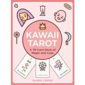 Kawaii Tarot (Boxed Kit)