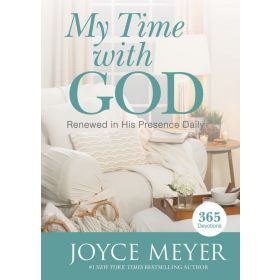 My Time with God: Renewed in His Presence Daily (Hardcover)