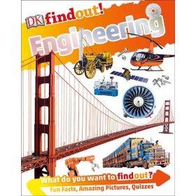 DKfindout! Engineering (Paperback)