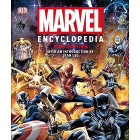 Marvel Encyclopedia, New Edition (Hardcover)