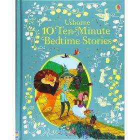 10 Ten-Minute Bedtime Stories (Hardcover)