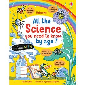 All Science You Need Know Before Age 7 (Hardcover)