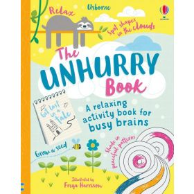 The Unhurry Book (Hardcover)