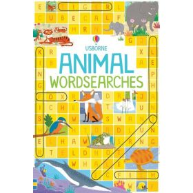 Animal Wordsearches (Paperback)