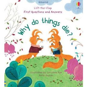 Why Do Things Die? (Board Book)