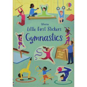 Little First Stickers: Gymnastics (Paperback)