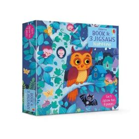 Night Time, Jigsaws Book (Puzzle)