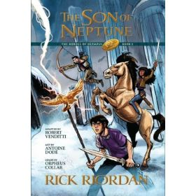 Son of Neptune: The Heroes of Olympus, The Graphic Novel, Book 2 (Paperback)