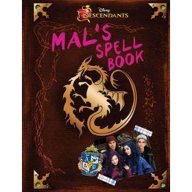Descendants: Mal's Spell Book (Hardcover)