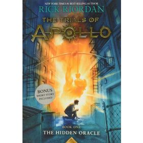 The Hidden Oracle: Trials of Apollo, Book 1 (Paperback)