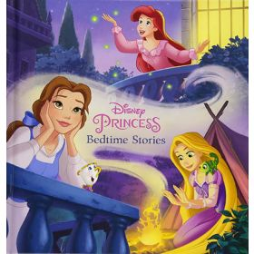 Princess Bedtime Stories, 2nd Edition (Hardcover)