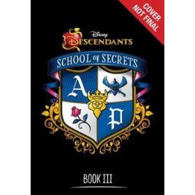 School Of Secrets: Ally's Mad Mystery, Disney Descendants (Hardcover)