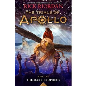 The Dark Prophecy: The Trials of Apollo, Book 2 (Paperback)