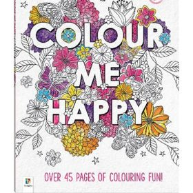 Color Me Happy (Paperback)