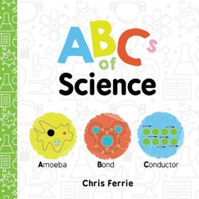 ABCs of Science, Baby University (Board Book)