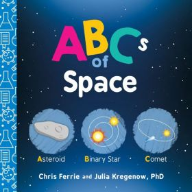 ABCs of Space, Baby University (Board Book)