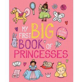 My First Big Book of Princesses (Paperback)