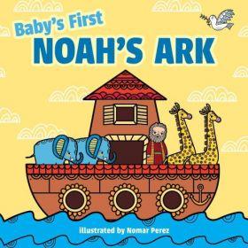 Baby's First Noah's Ark (Board Book)