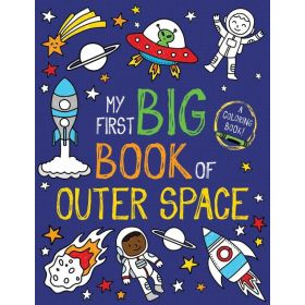 My First Big Book of Outer Space (Paperback)
