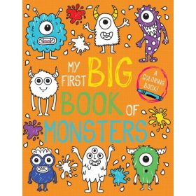 My First Big Book of Monsters (Paperback)