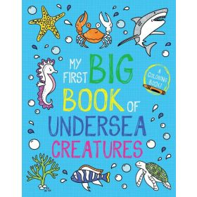 My First Big Book of Undersea Creatures (Paperback)