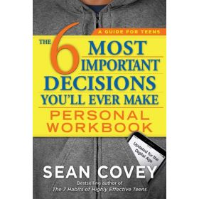 6 Most Important Decisions You'll Ever Make Personal Workbook (Paperback)