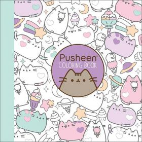 Pusheen Coloring Book (Paperback)